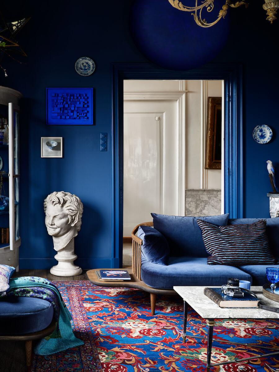 The Blue Room   Piet Jonker