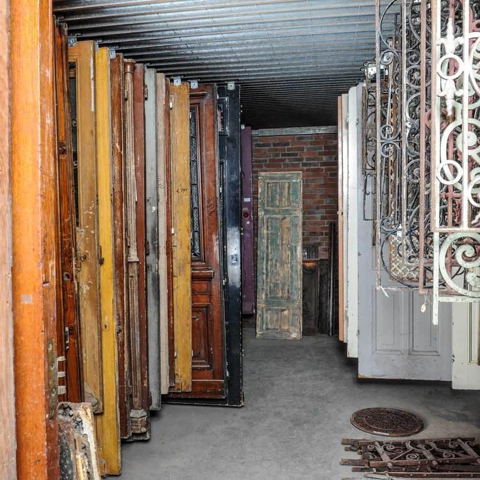 Alte und Antike Türen
