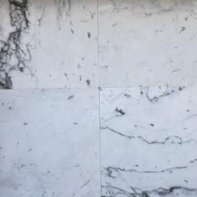 altes Carrara Marmor 48x48 cm