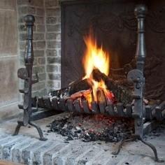 Antike Feuerböcke