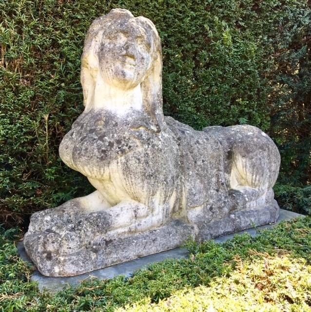 Set alte Sphinxe