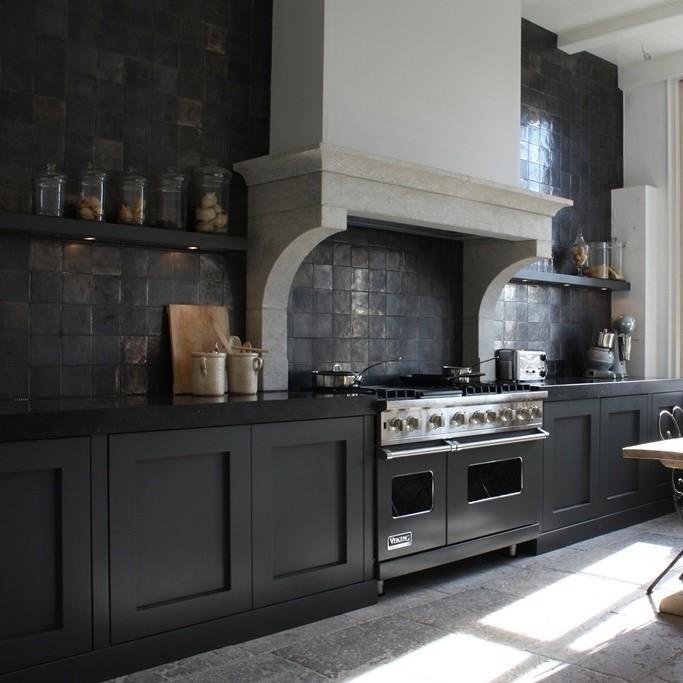Küche aus Piet Jonker Kollektion